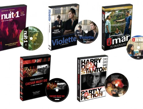 DVD Package Design >>